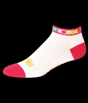 Save our Soles Cycling Socks Bloom