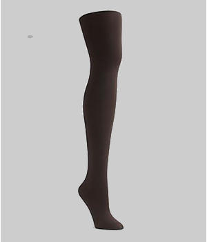 Hue Super Opaque Tights Brown