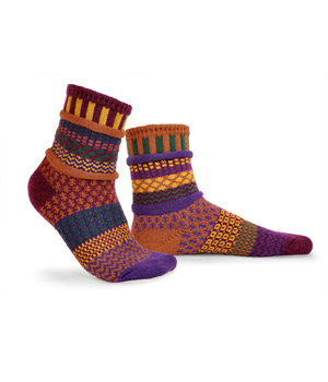 Solmate Socks Fall Foliage